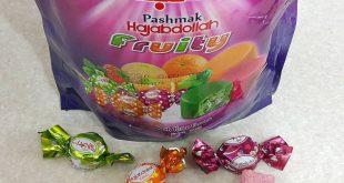 خرید پشمک شکلاتی حاج عبداله