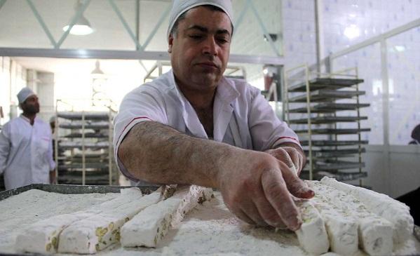 گز تولید اصفهان