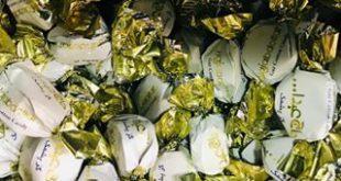 پشمک پسته صادراتی